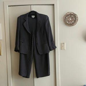 Vintage Armani pants suit set